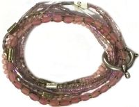 Konplott Petit Glamour  d'Afrique Armband in pink